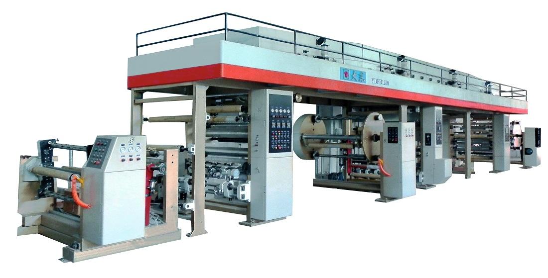 DSF-1100型多功能环保型湿法复合机