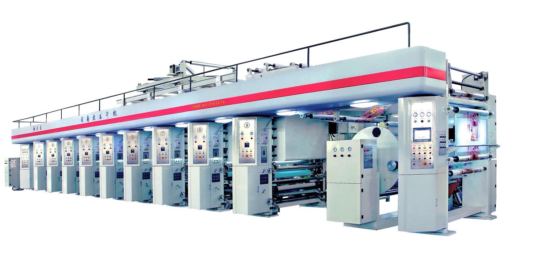 YDJ250G凹印机