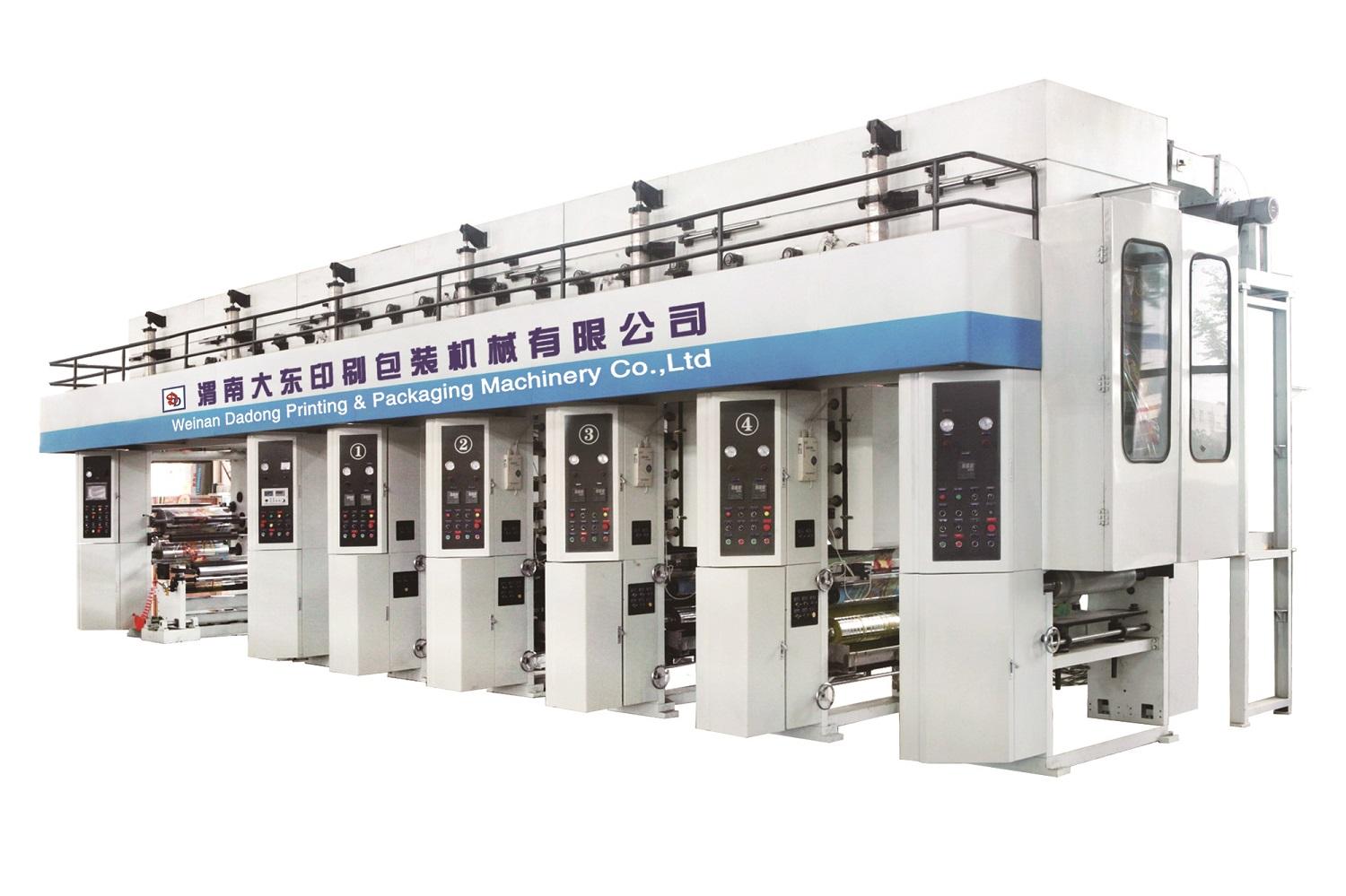 YTB800药用铝箔印刷涂布机