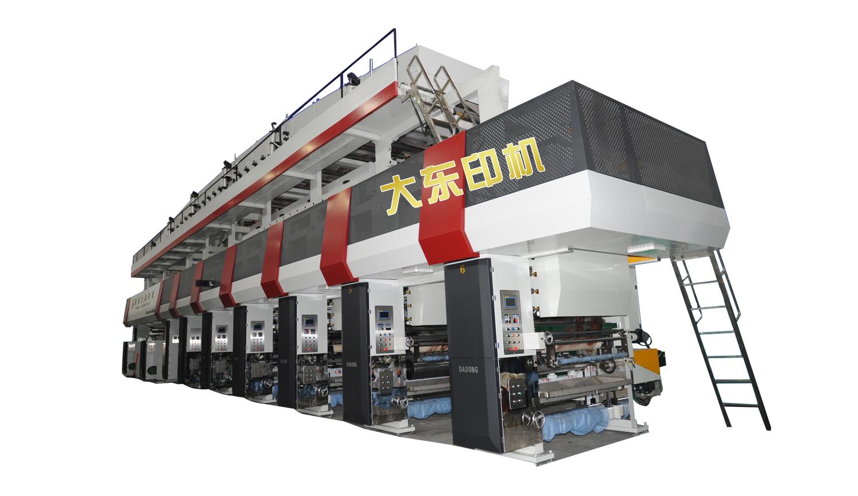 3D木纹纸电子轴印刷机